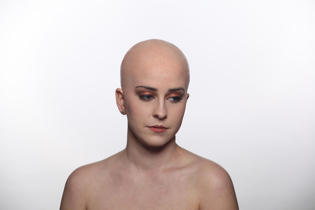 Balloon Latex Bald Cap