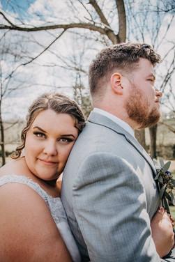 Bride and Groom - Karlee Beauty