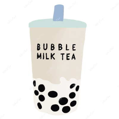 Bubble Milk Tea lover (pocket style)