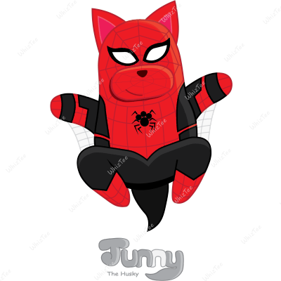 Spider Junny Far From Home Suit