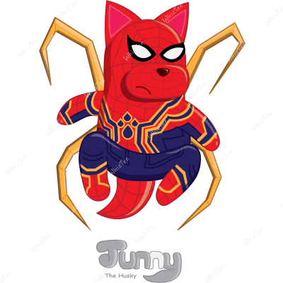 Ironspider Junny