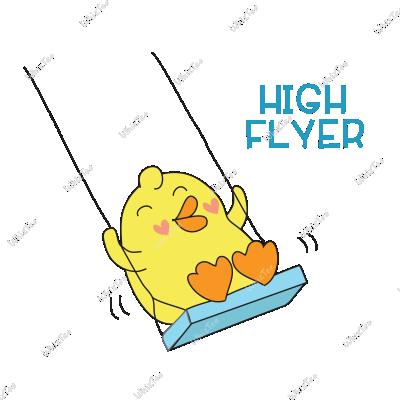 High Flyer Duckie