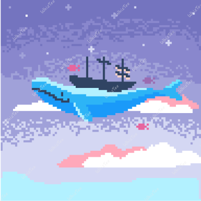 The Adventurous Whale