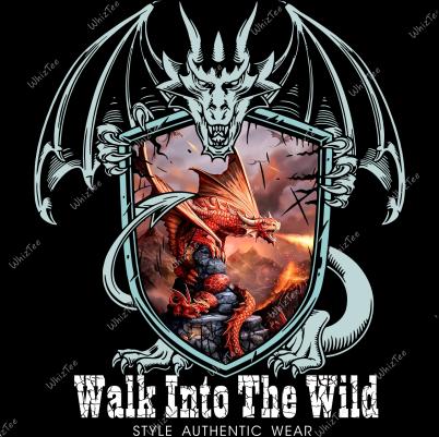 Walk into the wild