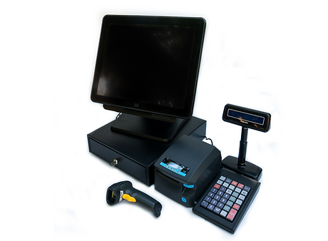 Sistem de vanzare cu scanner Arad