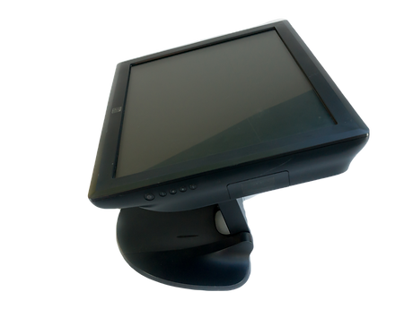 Monitor touchscreen ELO lateral Arad