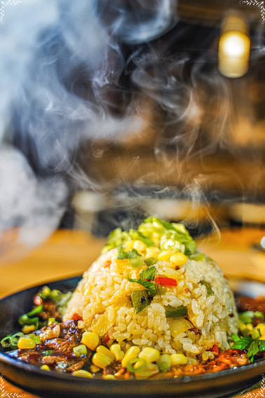 Teppan Rice
