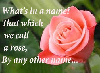 What's in a Label? When a Rose By Any Other Name May Not Be a Rose.