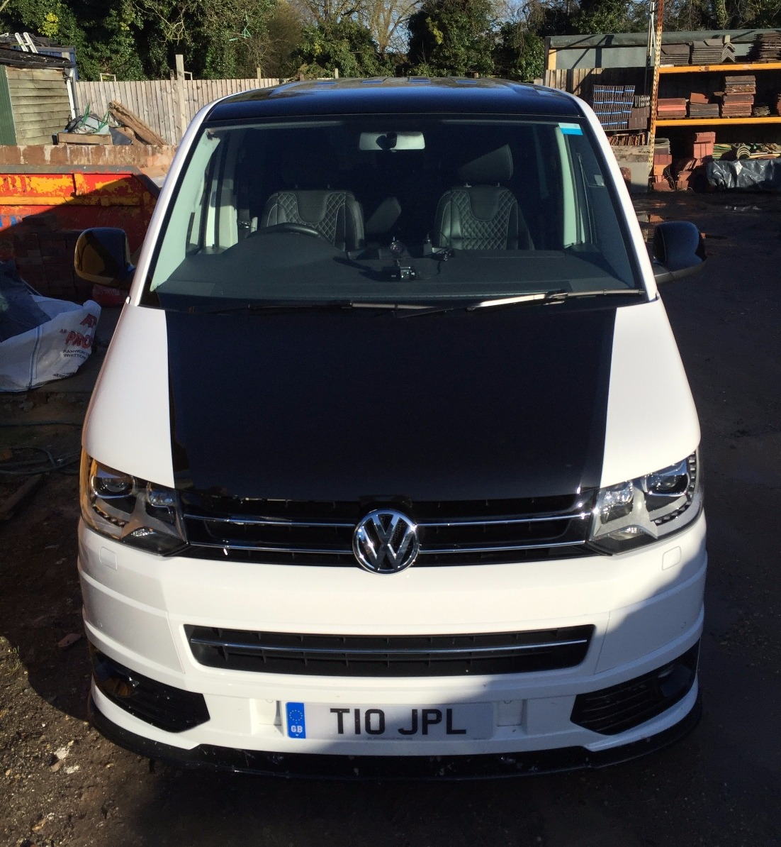 VW Transporter graphics