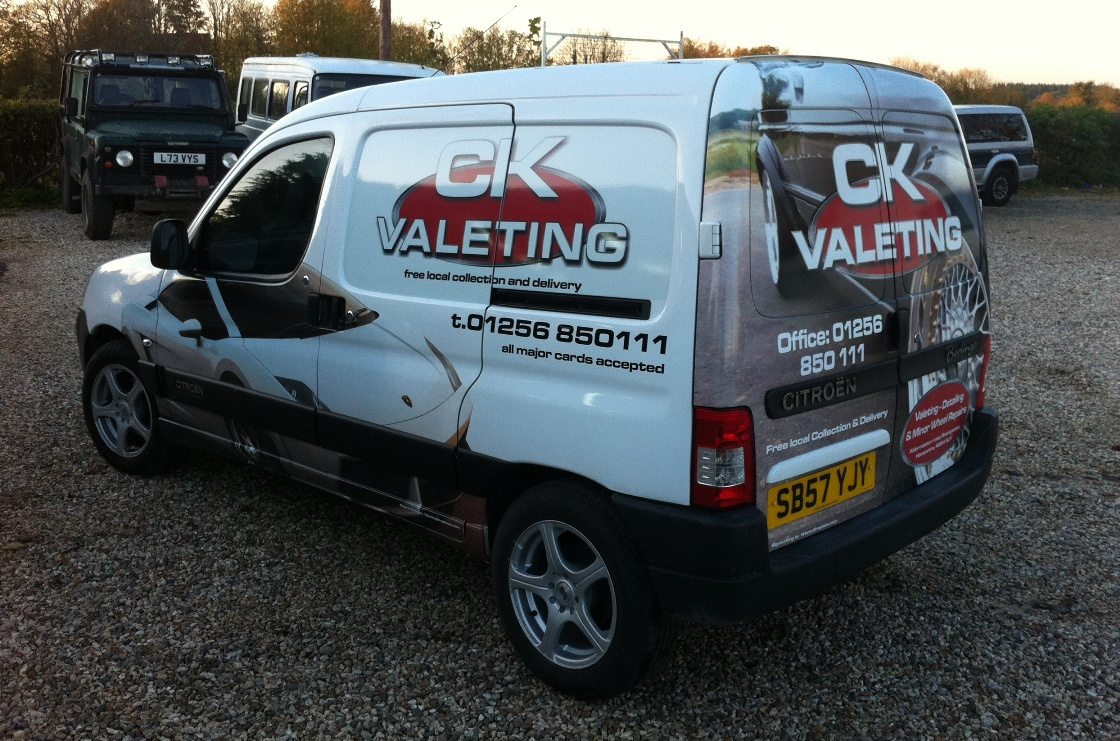 CK Valeting