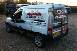 CK Valeting