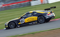 Beechdean 007 car in action