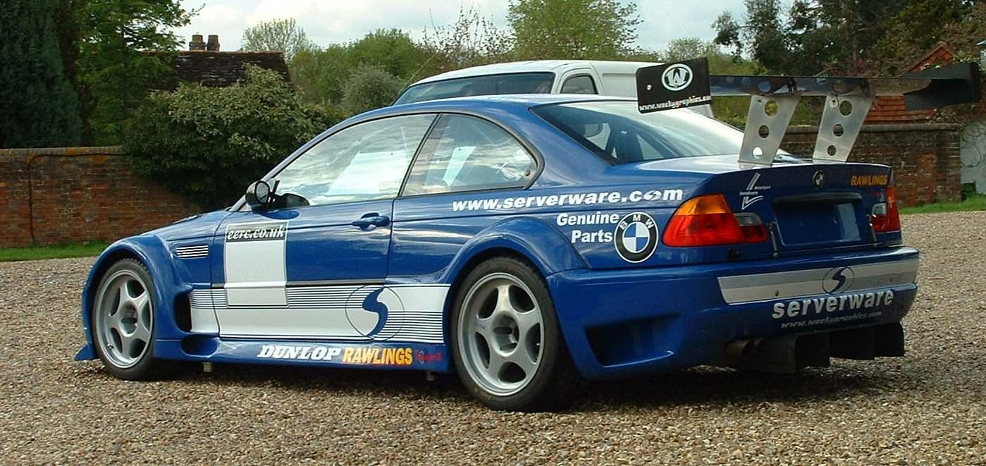 BMW GT 550bhp