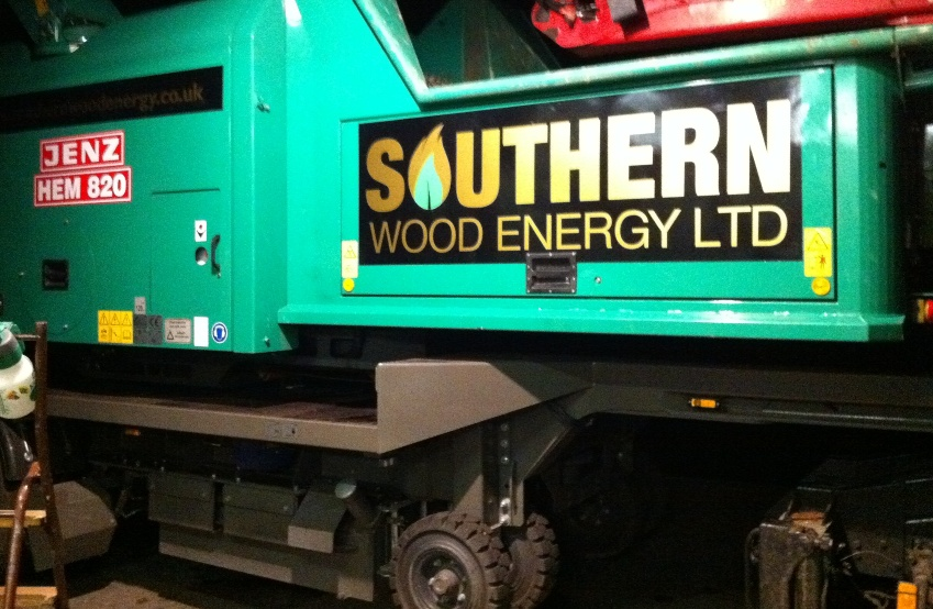 Southern Wood Energy Ltd
