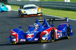 Nigel Mansell LMP1