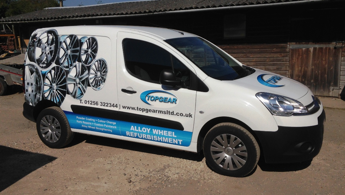 Topgear Wheel Refurbishment