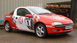 Vauxhall Touring Car Replica