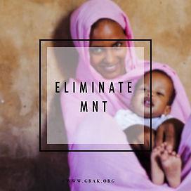 Through The Eliminate Project, Kiwanis I
