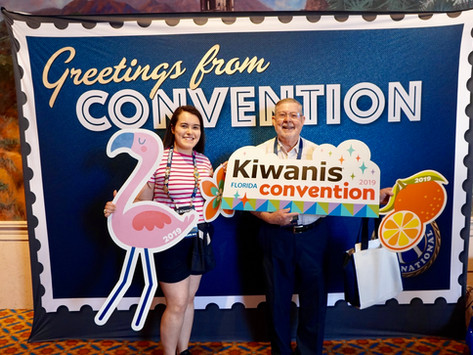 The Happiest Place on Earth - Kiwanis International Convention 2019!