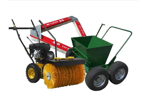 maquina y herramientas para grass sintético
