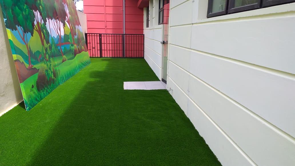 Grass sintetico de 30 mm -  Area de juego de Nido
