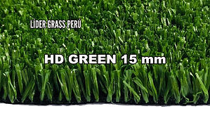 HD GREEN 15 mm