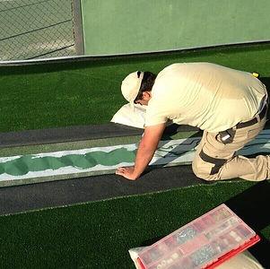 instalación de grass sintetico, campos deportivos y proyectos residenciales