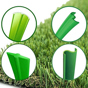 características técnicas del grass sintético