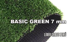 BASIC GREEN 7 mm