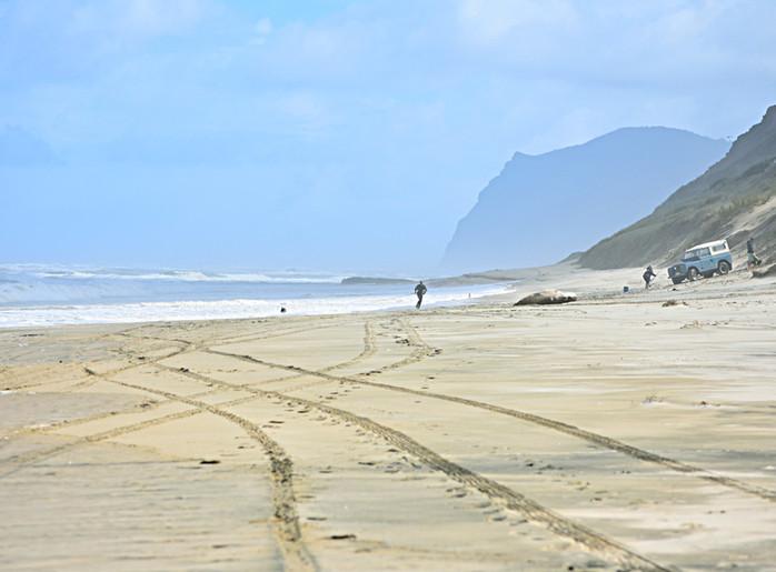 Omamari Beach