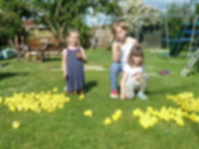 Thank you to our little & big helpers that are busy preparing for our Fete & Duck Race.jpg
