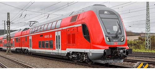 Brawa Spur H0 3-er Einheit TWINDEXX Vario Doppelstock-Triebzug der DB AG DC