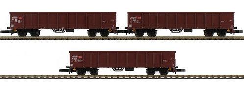 Märklin Spur Z Güterwagenset Eanos 3-teilig DB