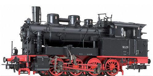 Liliput Spur H0 Dampflokomotive BR 92 231 DB Epoche III