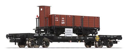 Liliput Spur H0 Transportwagen der Österreichischen Bundesbahn (ÖBB), Epoche V