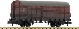 Märklin Spur Z Gedeckter Güterwagen GI 11 gealtert DB