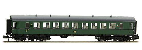 Liliput Spur N Schnellzugwagen 2. Klasse Bayerische Bauart B4ümp der DR