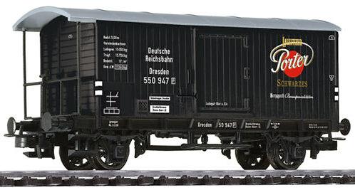 """Liliput Spur H0 L224806 Bierwagen """"Porter"""" der DR, Epoche II"""