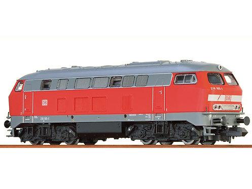 Brawa Spur N Diesellokomotive Baureihe 216 der DB Cargo