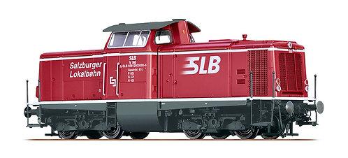 Brawa Spur H0 Diesellokomotive Baureihe 211 der Salzburger Lokalbahn (SLB)