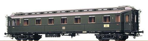 Brawa Spur H0 D-Zugwagen 1. Klasse Bauart A4ü Pr 15 der DB Epoche III