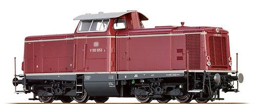 Brawa Spur H0 Diesellok Baureihe V 100.10 der DB, Epoche III