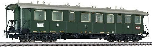 """Liliput Spur H0 Eilzugwagen 1./2./3. Klasse, """"Baden"""""""