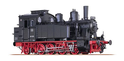 Brawa Spur H0 Tenderlokomotive Baureihe 98.10 der DB, Epoche III