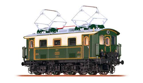 Brawa Spur H0 Elektrolokomotive EG 4 der K.Bay.Sts.Bahn, Epoche I