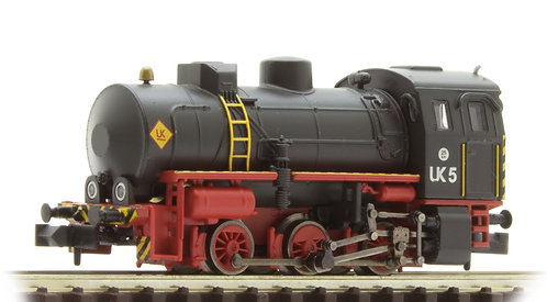 """Liliput Spur N Dampfspeicherlokomotive """"UK 5 Wesseling"""""""