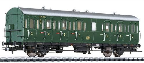 Liliput Spur H0 Abteilwagen Cd-27 der DB