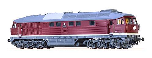 Brawa Spur H0 Diesellokomotive Baureihe 132 der DR Epoche IV