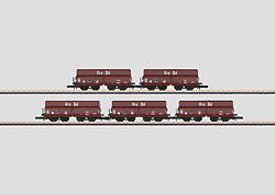 Märklin Spur Z Güterwagen-Set Erztransport