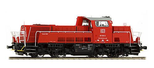 Brawa Spur H0 Diesellokomotive Gravita 10 BB, Baureihe 261 der DB, Epoche VI